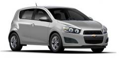 Vehicle Chevrolet Sonic Hatch 1LS 2012