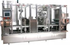 High Speed Straight Line Packaging System SL 1x8