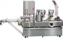 Straight Line Ice Cream Packaging System SL-IC