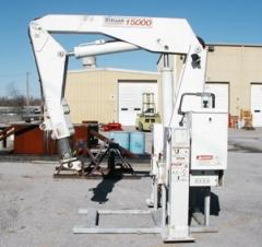 Stellar tire handler crane (used)