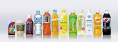 Various beverages