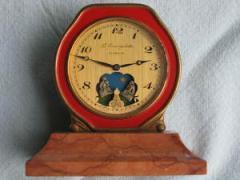 L'Escarpolette Schorob Clock