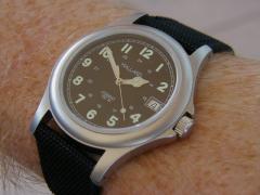 Mallard Combat Wrist Watch