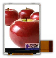 FEMA's Transflective Displays