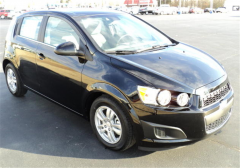 Vehicle Chevrolet Sonic Hatch 2LT 2012