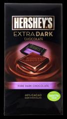 HERSHEY'S EXTRA DARK Chocolate