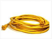 Drop Cords, Terminals, Replacement Cords