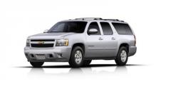 SUV Chevrolet Suburban 2WD 1500 LT 2012