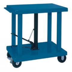 Foot Pedal Operated Mobile Hydraulic Lift Tables