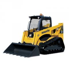 Compact Track Loaders, CK30-1