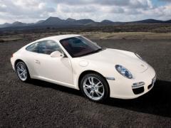 2009 Porsche 911 Car
