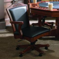 Palmetto Game Chair in Ameretto Finish by American