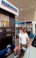 Marathon Brand Gasolines