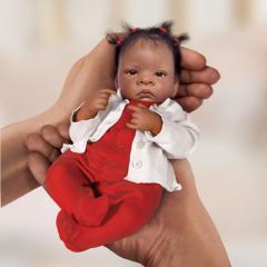 """Doll """"Tiny Miracles Jasmine"""""""