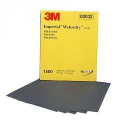 3M™ Imperial™ Wetordry™ Sheet 2032, 9 in x 11 in,