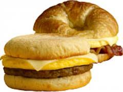 Sizzli® Breakfast Sandwich