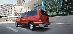 Ford E-Series  Van