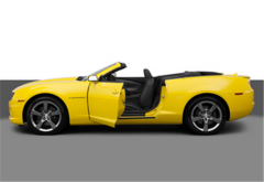 Vehicle Chevrolet Camaro 2SS Convertible 2012