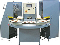 Automatic Rotary Blister Sealers ERB Series