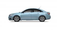 Vehicle Chevrolet Cruze Sedan LS 2012