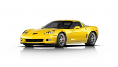 Vehicle Chevrolet Corvette Z06 w/3LZ 2012