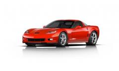 Vehicle Chevrolet Corvette Z16 Grand Sport w/3LT