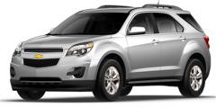 SUV Chevrolet Equinox LT 2013