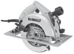 Heavy-Duty Circular Saws With Rear Pivot Depth Of