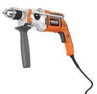 "Heavy Duty 1/2"" 2-Speed Hammer Drill"