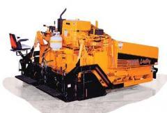 Conveyor Track Paver, Leeboy 7000