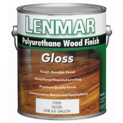 Lenmar Oil Base Polyurethane 5 Gallon