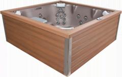 The J-LX striking hot tub