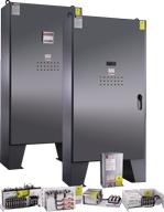 Power factor correction capacitor series