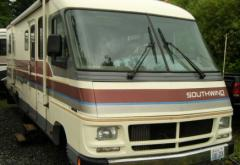 1991 Fleetwood SOUTHWIND 29′ (Model:29F) Class-A