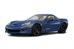 Vehicle Chevrolet Corvette Grand Sport 2013