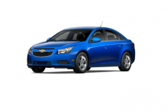 Vehicle Chevrolet Cruze LT w/1LT 2012
