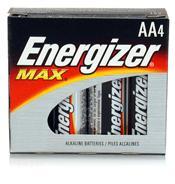 Energizer Max AA 4pk