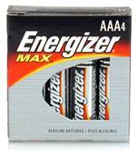 Energizer Max AAA 4pk
