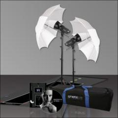 Photo Basics  StrobeLite 2 light Kit (#240)
