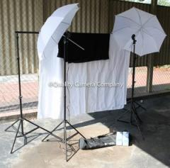 Cowboy Studio 400W Continuous Lighting (2) Head