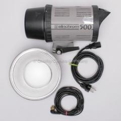 Elinchrom EL-500 Monolight - 500WS Studio Flash