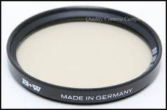 B+W 55mm 81B Warming Color Conversion Glass Filter