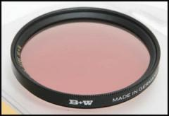 B+W 58mm CC30R (Red) Color Compensating/Color