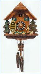 1215 - Fisherman Cuckoo Clocks