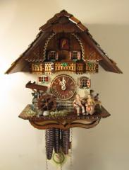1312 - Oma und Opa Cuckoo Clocks