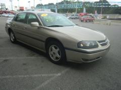 2002 Chevrolet Impala LS Car