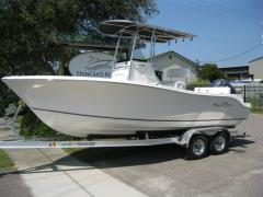 2011 Nautic Star Offshore Boat 2000 XS