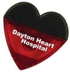 Heart Memo Clip (MCMHEART)