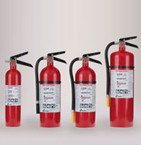 ProLine Fire Extinguishers