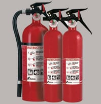 Service Lite Fire Extinguishers